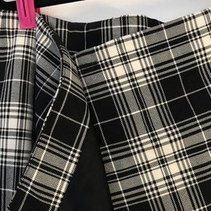 LOFT Skirts - Ann Taylor LOFT Plaid Wrap Skirt